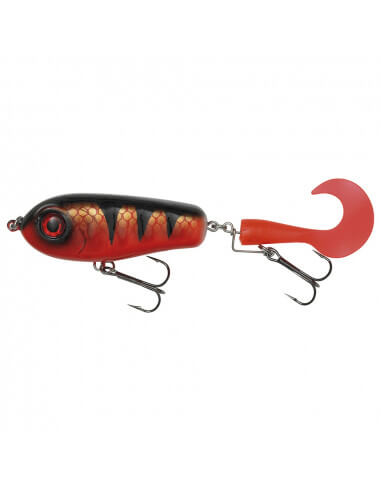 Humpy Dumpy Red Tiger fra Kinetic