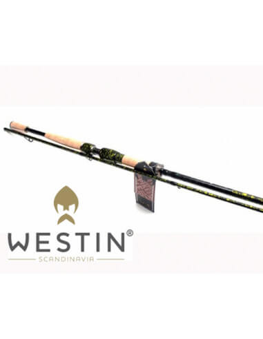 Jerkstang W8 PowerSpin PikeFight fra Westin - LIMITED EDITION
