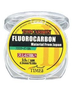 TopCarbon Fluorocarbon Line i Boks fra Time