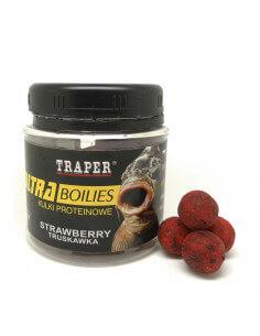 Ultra Boilies Jordbær fra Traper
