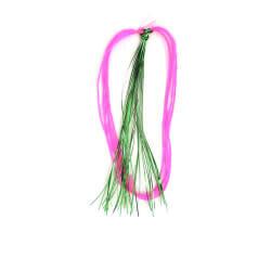 SilkeFlash-Krogen Pink / Grøn