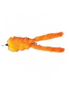 Hairy Killer Hot Orange fra ABU