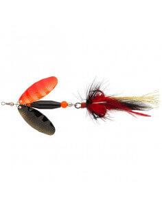Spin Flex Spinner Orange Black fra Svartzonker