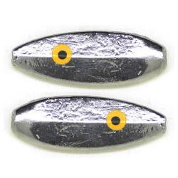 Lille gennemløber Sølv fra Billigt Fiskegrej