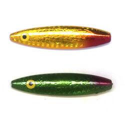 Lang Gennemløber Gul Grøn Refleks fra Billigt Fiskegrej