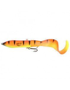 3D Hard Eel Tail Bait Golden Ambulance fra Savage Gear