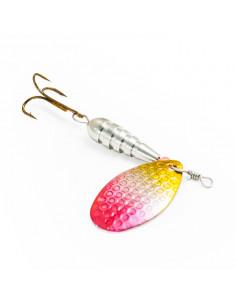 Spinner Gold / Pink Cell fra ABU