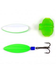 Trutta Flex Grøn / Hvid fra Waterstar