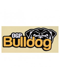 OGP Bulldog Sticker