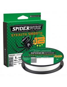 Spiderwire Smooth12 - Translucent fra Berkley