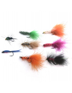 Put and Take Flies Collection 1