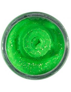 Powerbait Spring Lime Green Sinking fra Berkley