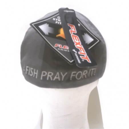 Præsten Flexfit Cap Grå fra Viking Lures - 2