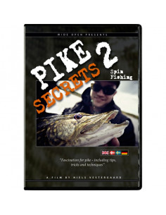Fiskefilm - Pike Secrets 2 - Spin Fishing