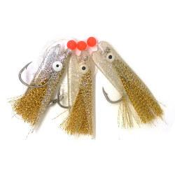 Torskeforfang Guld Glimmer Fisk fra Billigt Fiskegrej