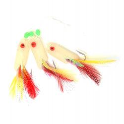 Torskeforfang Selvlysende / Rød Fisk fra Billigt Fiskegrej - 2