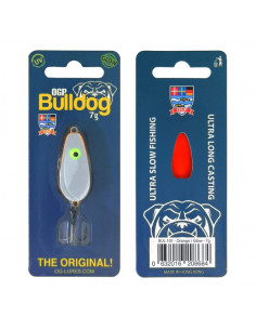 Bulldog Mini Orange Glow fra OGP