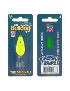 Bulldog Mini Green Yellow fra OGP