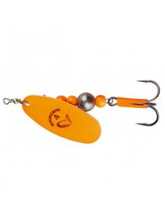 Caviar Spinner Fl Orange fra Savage Gear