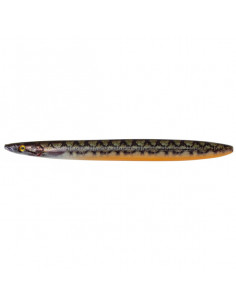 Line Thru Sandeel Eel Pout UV fra Savage Gear