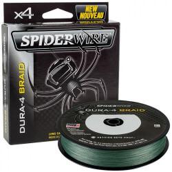 Spiderwire Dura4 - Moss Green fra Berkley