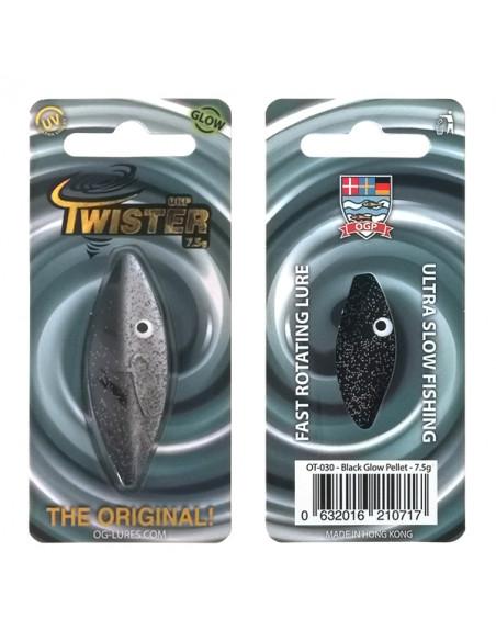 Twister Black Glow Pellet fra OGP