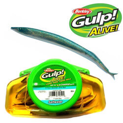 Gulp Alive! Tobis Saphine Shiner fra Berkley