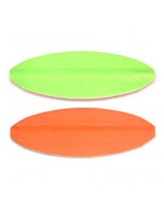 Præsten UL Orange / Grøn fra Viking-Lures