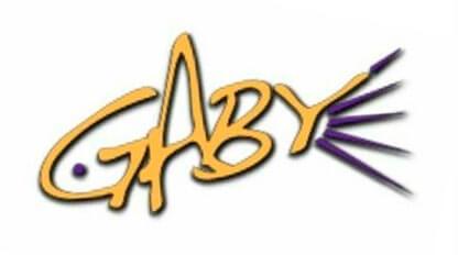 Logo til Gaby varemærket